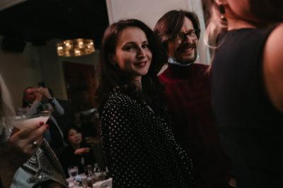 Ресторан Modus 30.10 / Ева Польна