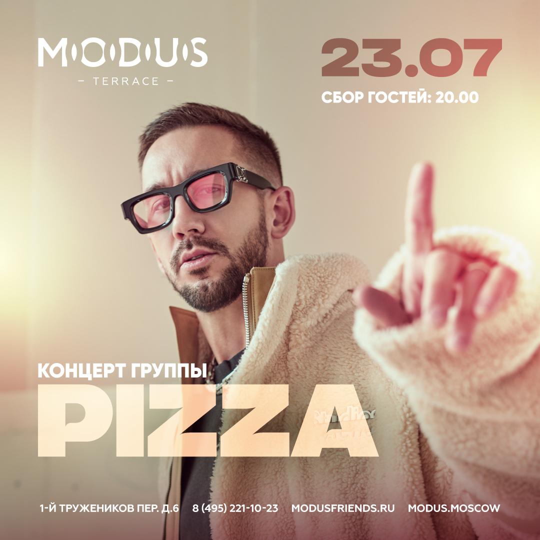Modus Pizza 23.07.2021