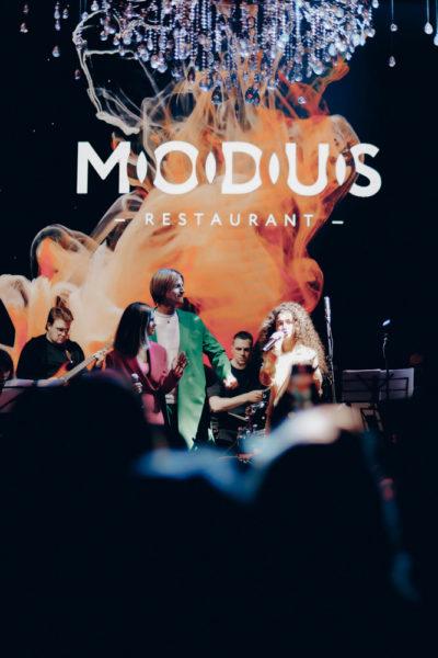 Ресторан MODUS 30.09.2021 / MODUS JAZZ FRIENDS & проект JAZZPORT